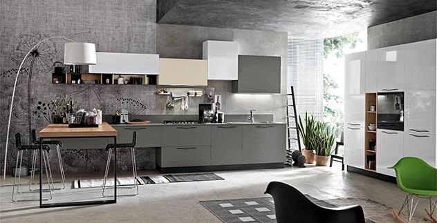 Stosa la cucina il nuovo salotto arredamenti felice palma for Felice palma arredamenti