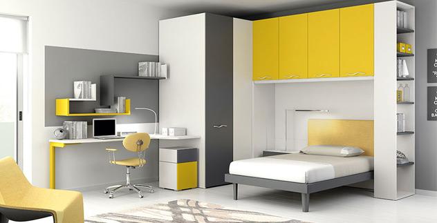 Camerette moretti compact design delle forme ed alta for Moretti arredamenti