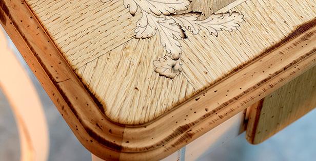 L 39 eccellenza dell 39 arte manifatturiera di marchetti maison for Marchetti arredamenti