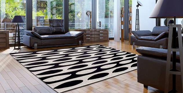 Sitap l 39 italia design anche nel tappeto arredamenti for Palma arredamenti