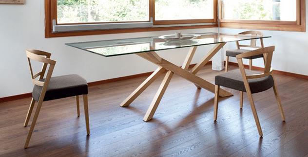 Come scegliere la sedia giusta per la cucina arredamenti for Palma arredamenti