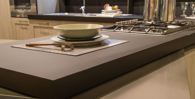 I materiali per il top della cucina. Voi quale scegliete ...