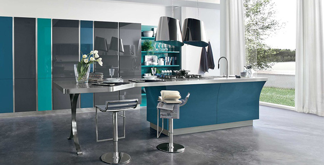 I materiali per il top della cucina voi quale scegliete for Palma arredamenti